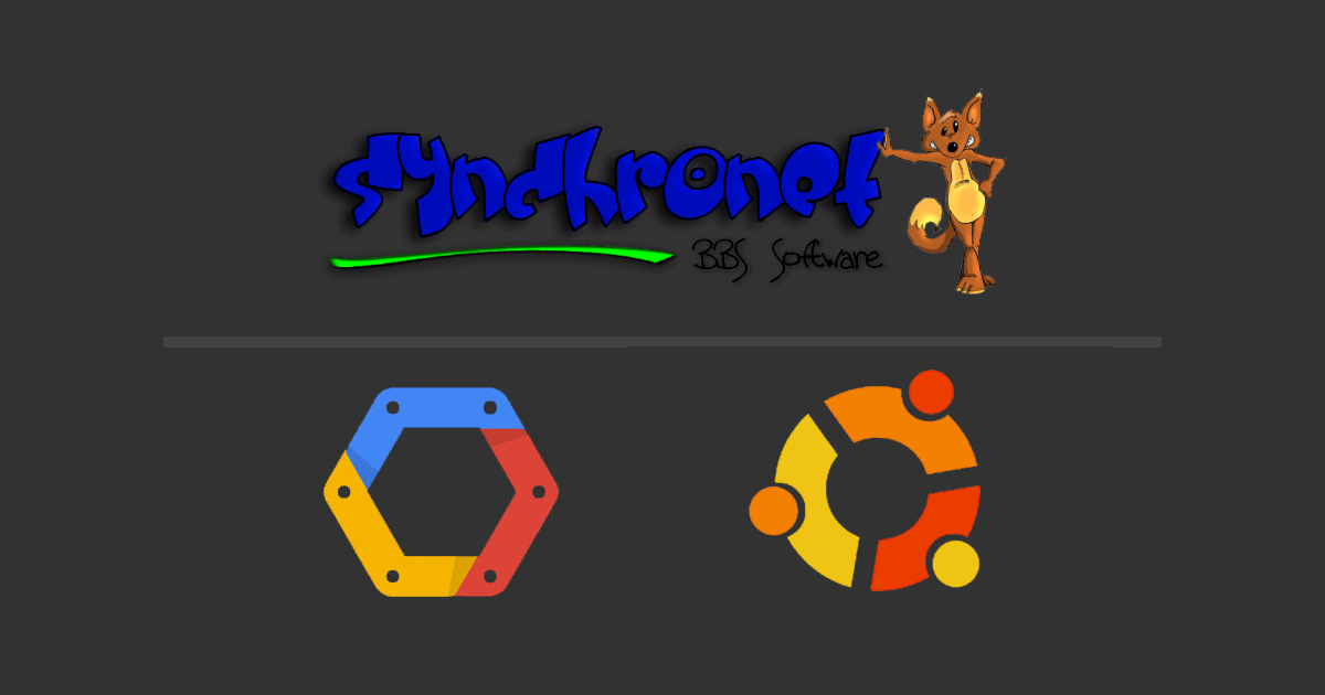 google ubuntu synchronet