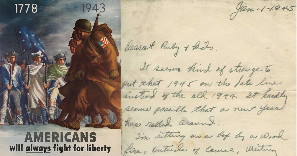 letters from bastogne
