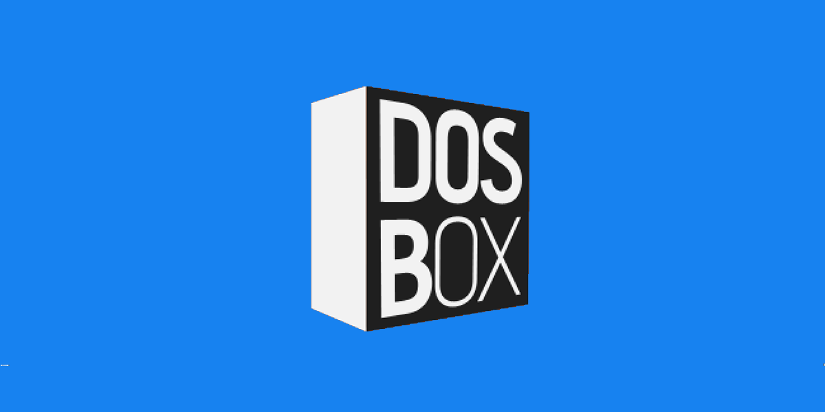 playing dos games with dosbox